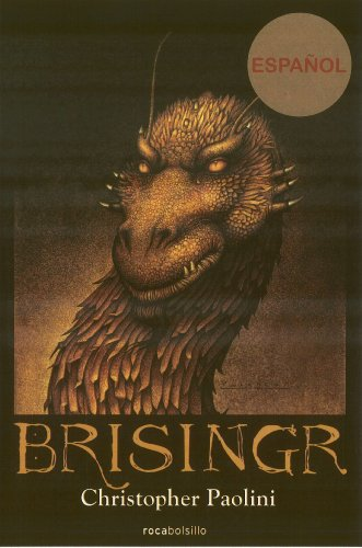 9788492833498: Brisingr (Rocabolsillo Bestseller)