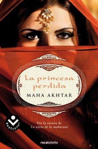 9788492833610: La princesa perdida (Rocabolsillo Bestseller)