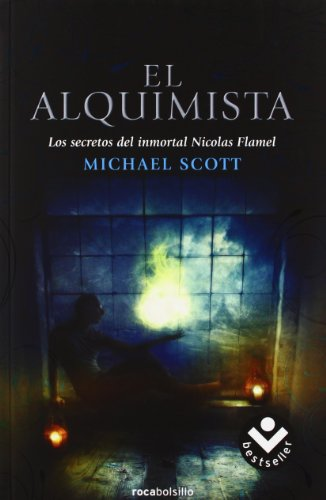 El alquimista (Secrets of the Immortal Nicholas: Michael Scott