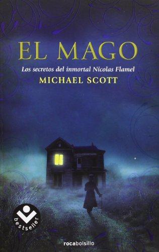 El mago (Secrets of the Immortal Nicholas: Michael Scott