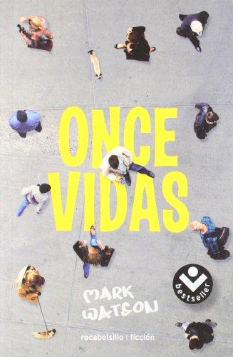 9788492833832: Once Vidas (Rocabolsillo Bestseller)