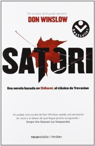 9788492833894: Satori (Rocabolsillo Bestseller)