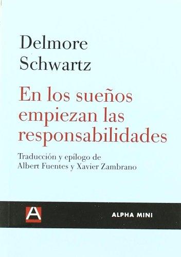 9788492837076: En Los Sue・Os Empiezan Las Respon (ALPHA MINI)