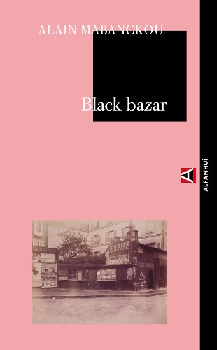 9788492837106: Black Bazar (ALFANHUÍ)