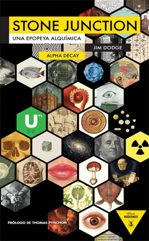 9788492837182: Stone Junction: Una epopeya alquímica (Heroes Modernos) (Spanish Edition)