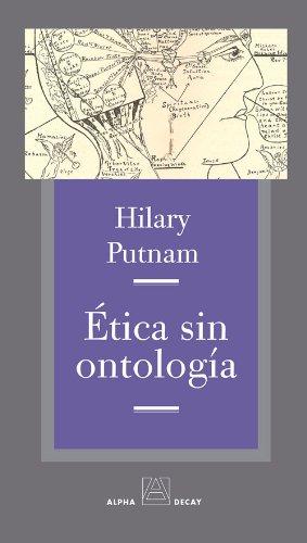 9788492837410: Ética sin ontología (Alpha, Bet & Gimmel) (Spanish Edition)