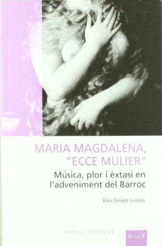 9788492839834: Maria Magdalena,