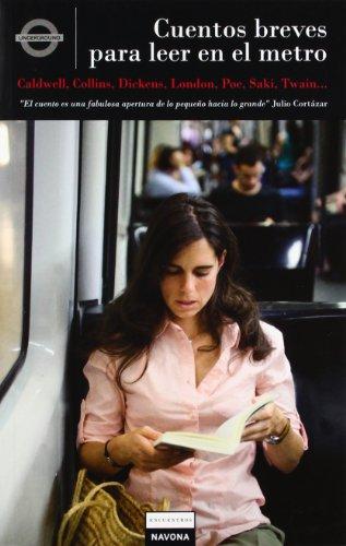 9788492840410: Cuentos breves para leer en el metro (Encuentros (navona))