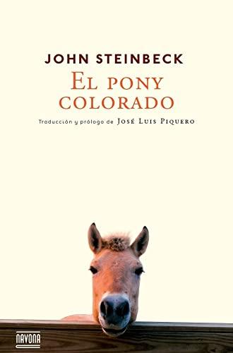 9788492840502: El pony colorado (Navona Ficciones)
