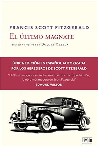 9788492840977: Último magnate, El (Navona Ficciones)