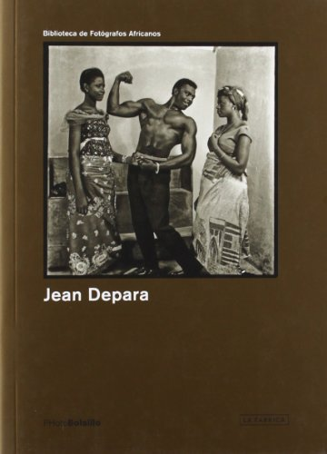 9788492841639: JEAN DEPARA (BIBLIOTECA DE FOTÓGRAFOS AFRICANOS)