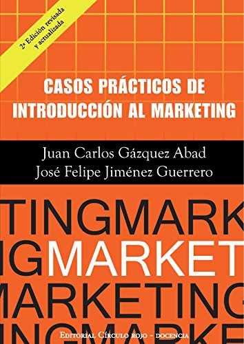 9788492849314: Casos Prácticos de Introducción al Marketing (Spanish Edition)