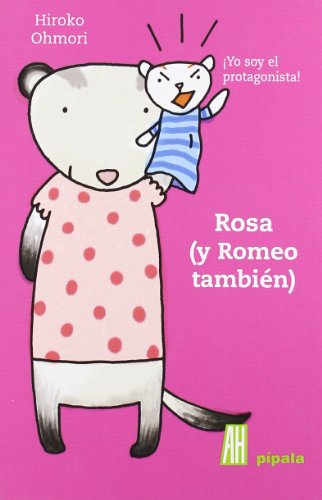 ROSA (Y ROMEO TAMBIEN): ¡Yo soy el: OHMORI, HIROKO