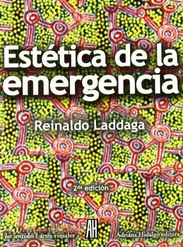 9788492857258: Estetica de la Emergencia