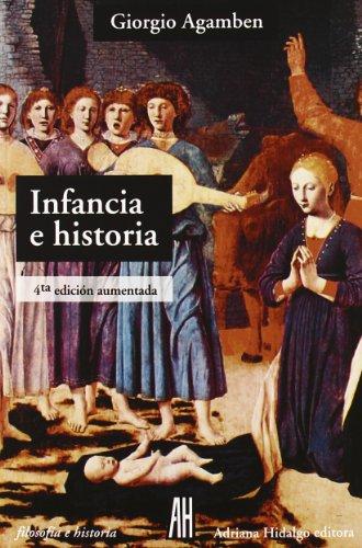 Infancia e historia (8492857390) by GIORGIO AGAMBEN