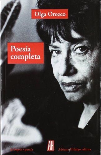 9788492857647: Poesía completa (La lengua. Poesía)