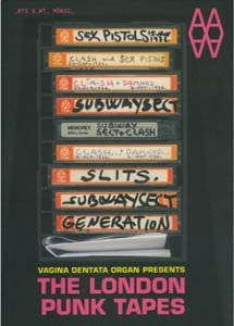 9788492861514: The London Punk Tapes: Vagina Dentata Organ