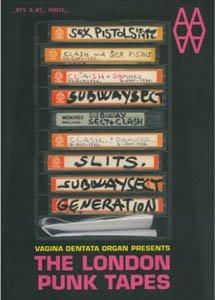9788492861514: The London Punk Tapes: Vagina Dentata Organ