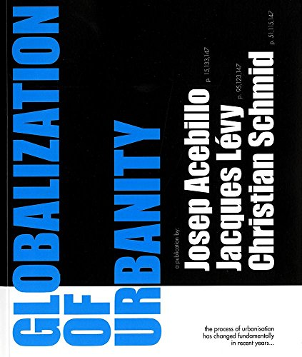 9788492861811: Globalization of Urbanity