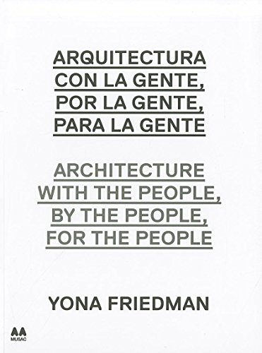 Architecture with the People, by the People, for the People (Paperback): Hans-Ulrich Obrist