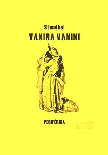 9788492865260: Vanina vanini