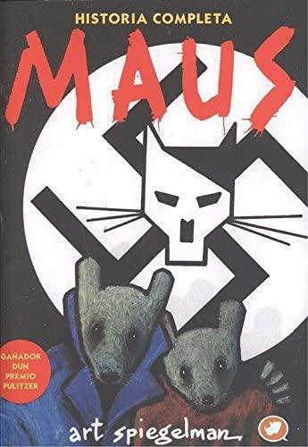 Maus: Historia completa: Spiegelman, Art