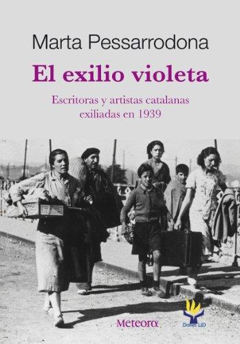 9788492874286: El exilio violeta