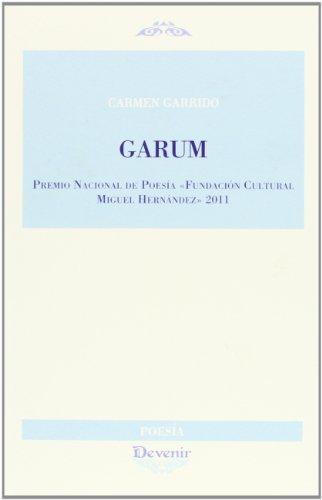 9788492877324: GARUM