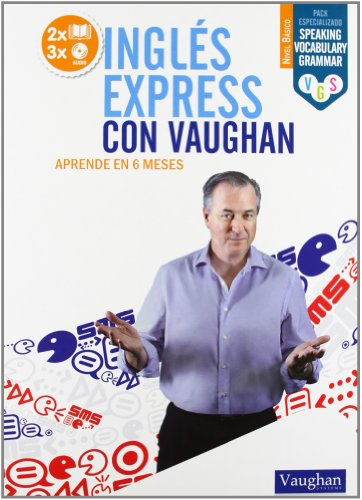 9788492879663: Inglés Express con Vaughan - Básico
