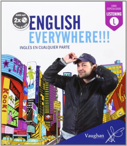9788492879694: English Everywhere!!!: Inglés en cualquier parte