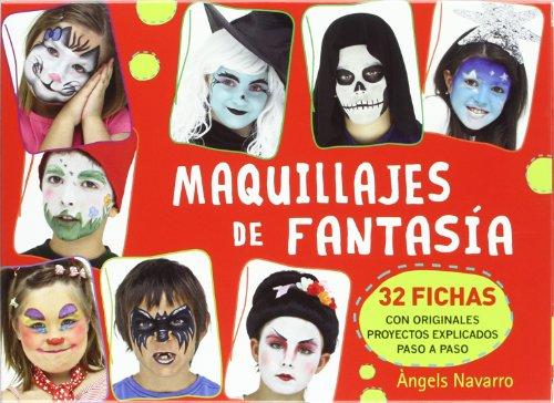 9788492882595: MAQUILLAJES DE FANTASIA
