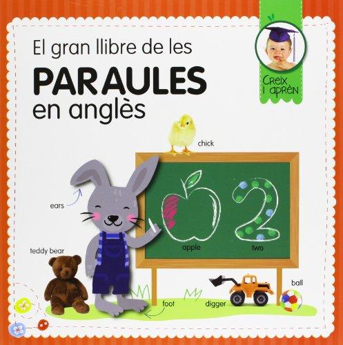 9788492882977: El gran llibre de les paraules en anglès