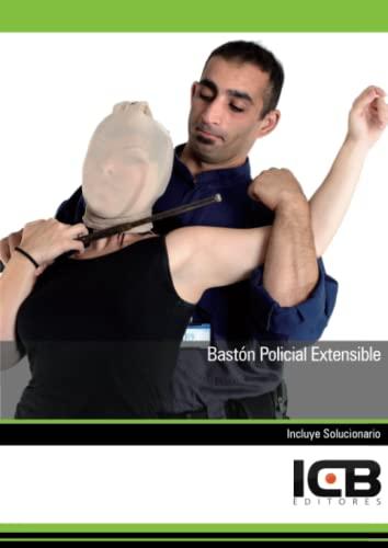 9788492889747: Bastón Policial Extensible