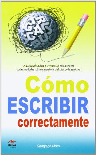 9788492892365: Como escribir correctamente / How to write correctly (Spanish Edition)