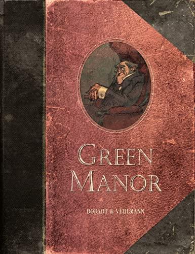 9788492902583: Green Manor: 16 encantadoras historietas criminales