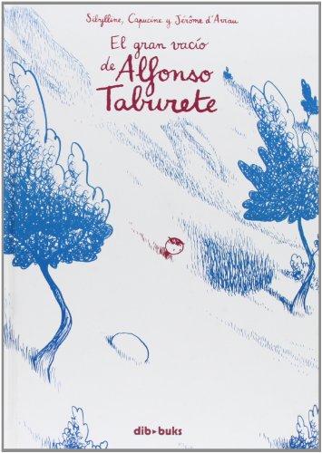 9788492902767: El gran vacío de Alfonso Taburete (Emocionate (dibbuks))