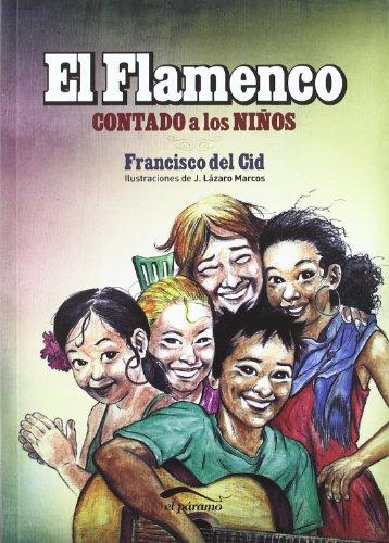 9788492904365: El flamenco contado a los niños