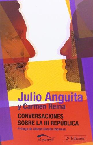 9788492904457: Conversaciones sobre la III República