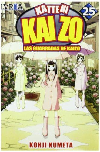 9788492905485: Katteni Kaizo. Las guarradas de Kaizo 25