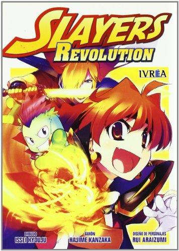 9788492905720: Slayers Revolution (Spanish Edition)