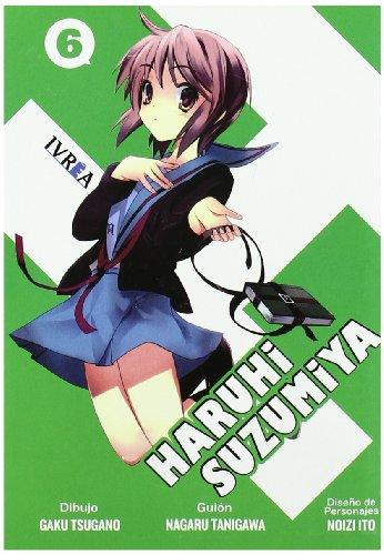 9788492905768: Haruhi Suzumiya 6 (Spanish Edition)