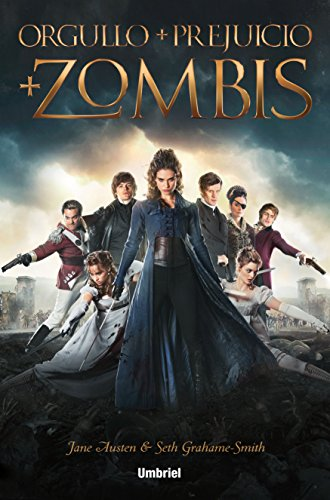 9788492915798: Orgullo y prejuicio y zombis (Umbriel fantasía)