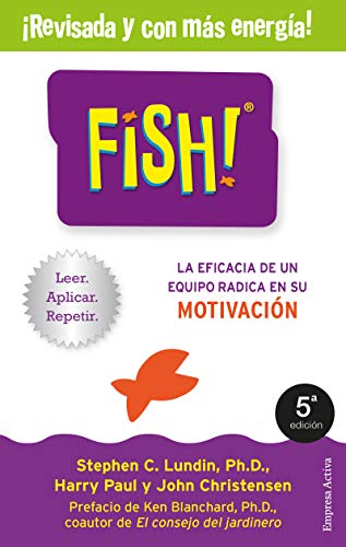 9788492921256: Fish! (Narrativa empresarial)