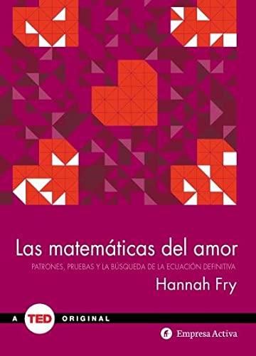 9788492921355: Matematicas del amor, Las (Spanish Edition)