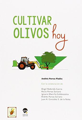 9788492928330: CULTIVAR OLIVOS HOY
