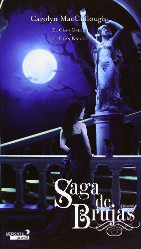 9788492929603: Saga de brujas: El clan Greene. El clan Knight