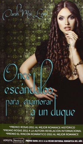 9788492929740: Love by Numbers: Once Escándalos Para Enamorar A Un Duque: 3 (Romantica Historica)