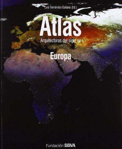 9788492937400: Atlas - Arquitectura Del Siglo Xxi - Europa