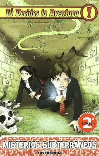 9788492939152: Misterios Subterraneos 2ヲed (Tú decides la aventura)