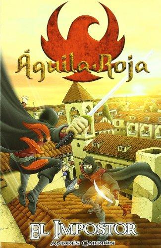 9788492939374: Impostor,El (Águila Roja. Tú decides la aventura.)